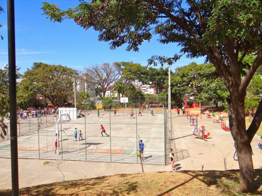 8 parques em BH que você precisa conhecer - parque renato azeredo