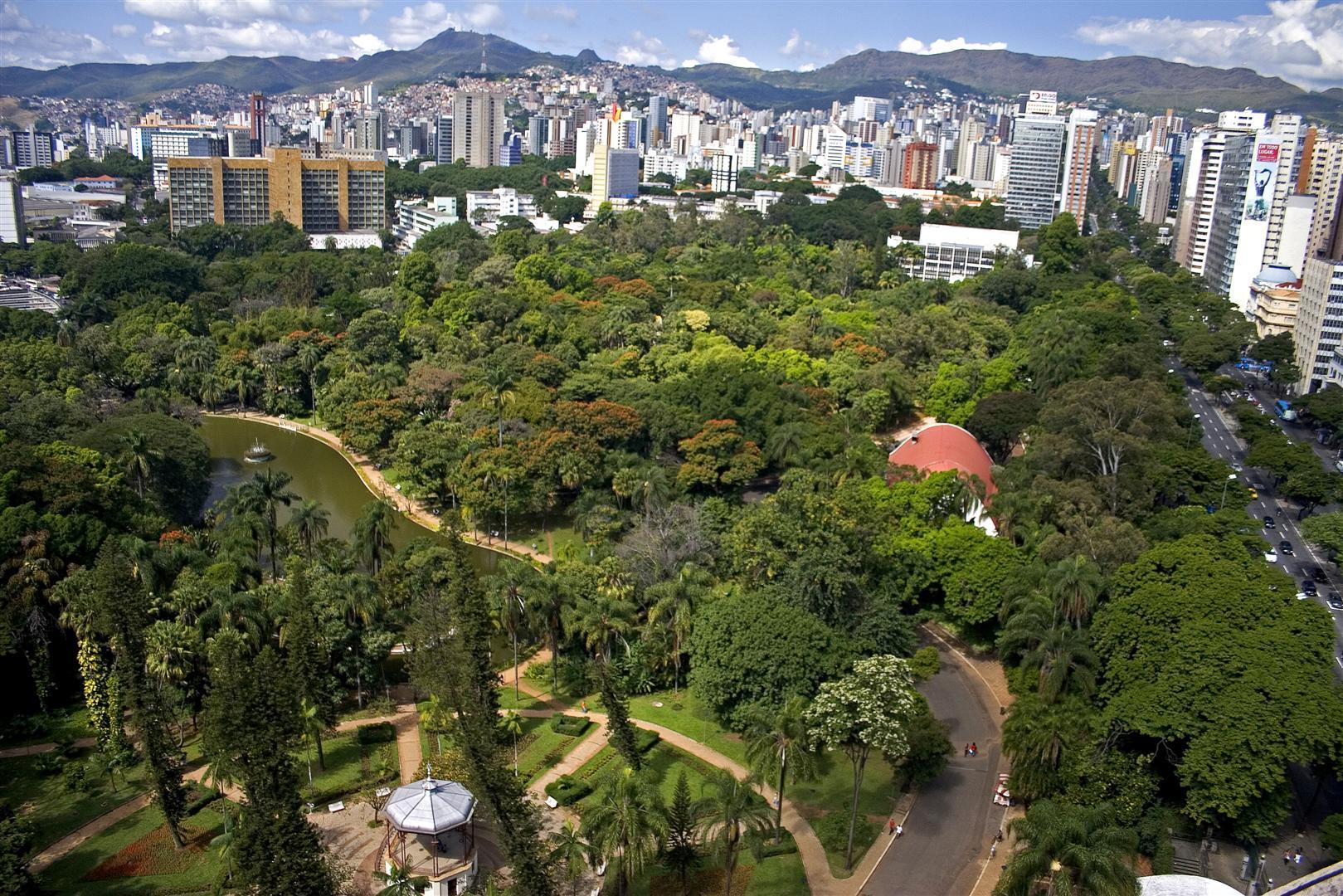 8 parques em BH que você precisa conhecer - parque municipal de belo horizonte