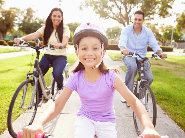 dicas para equilibrar trabalho e família - Faça exercícios físicos para aproximar a relação
